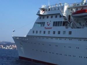 The Emerald Cruise Ship